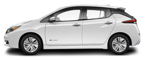 Get a $5,000 instant rebate on the 100% electric, Nissan LEAF®!