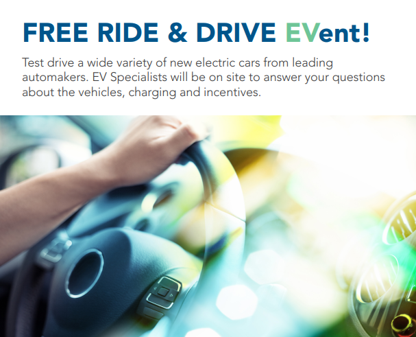 Free Ride & Drive EVent